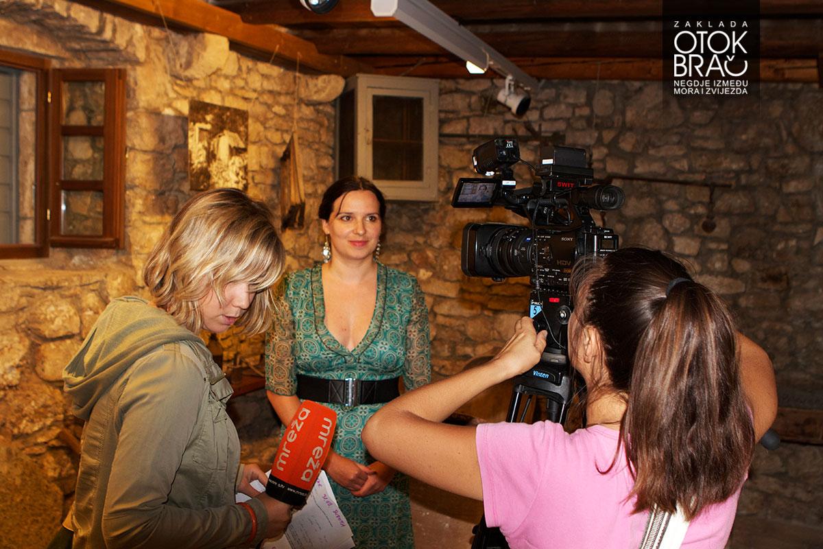 INTERVJU ZA TV