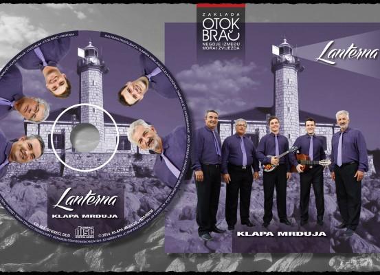 KLAPA MRDUJA - CD LANTERNA
