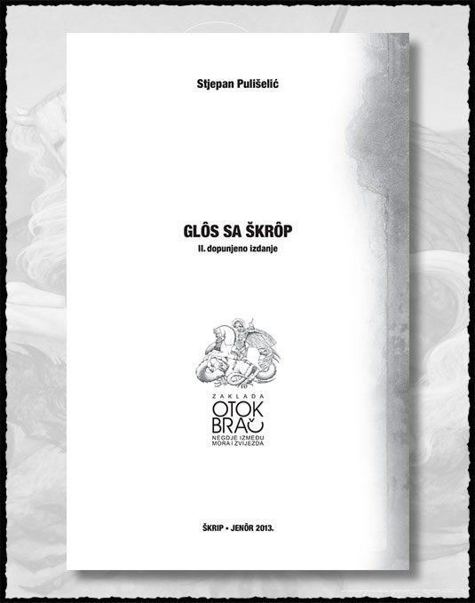 Stjepan Pulišelić - GLOS SA ŠKROP