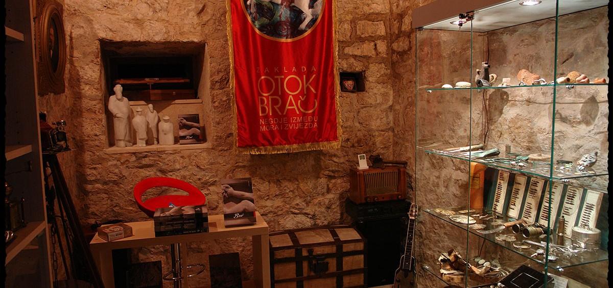 Prostor Zaklade u kuli LEROJ